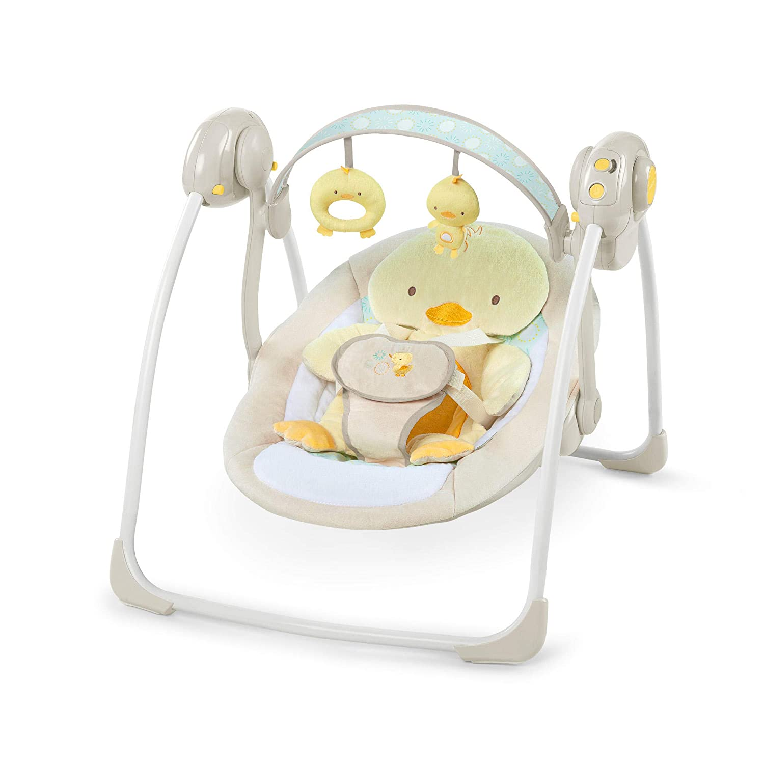 Ingenuity Pen 10241 Soothe and Delight Portable Swing – Quacks & Cuddles