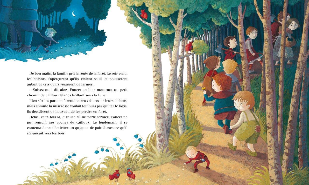 Minicontes classiques : Le Petit Poucet Royer