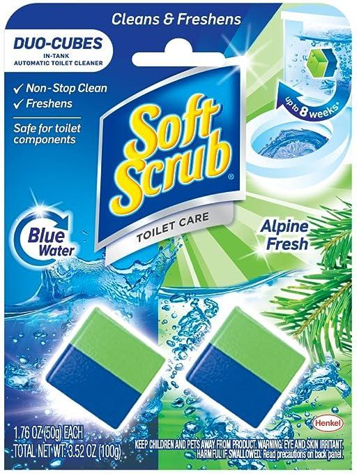 Amazon.com: Duo-Cubes - Limpiador de inodoro, 1: Health ...