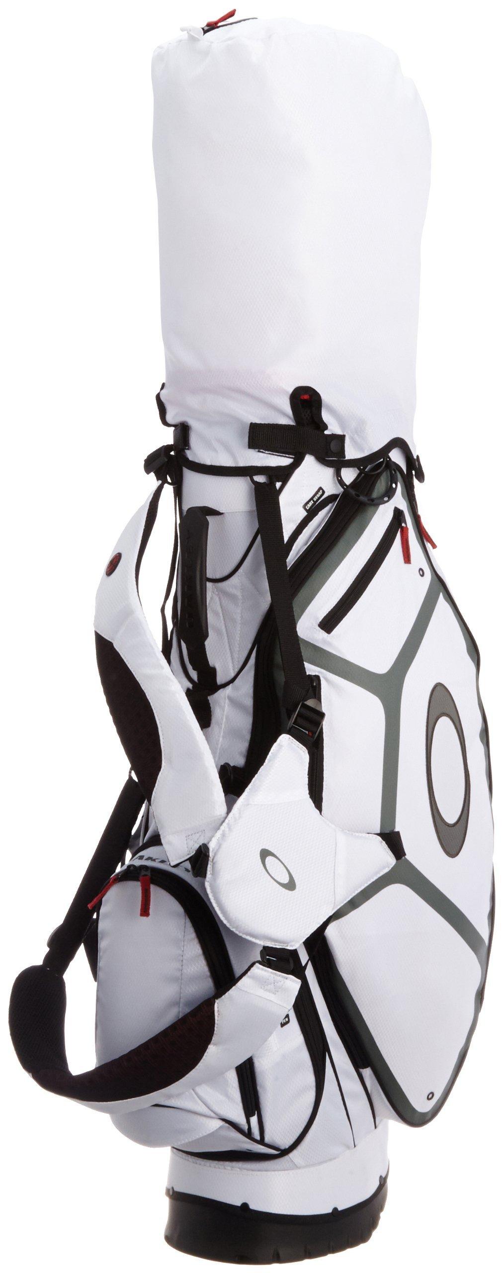 Oakley Fairway Golf Carry Bag, White