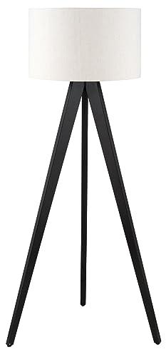 Dark wood tripod floor lamp amazon lighting dark wood tripod floor lamp mozeypictures Image collections