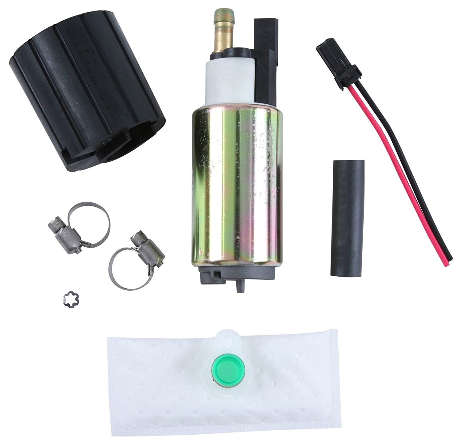 Tpp Usa Fuel Pump E2158 For Crown Victoria Marquis Town 2003 Ford Explorer Filter Location Car Automotive