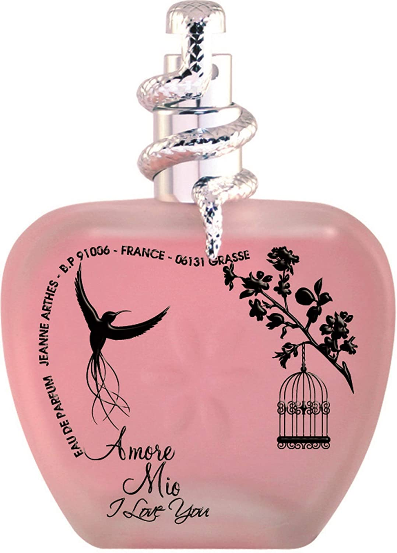 Eau Ml Jeanne De Parfum Mio 100 Arthes Amore TKJlcF1