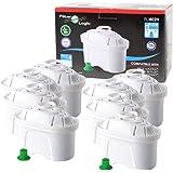 BRITA MAXTRA ブリタ マクストラ 浄水ポット交換用 互換フィルター 1箱4フィルター入り X 2箱セット(8フィルター)
