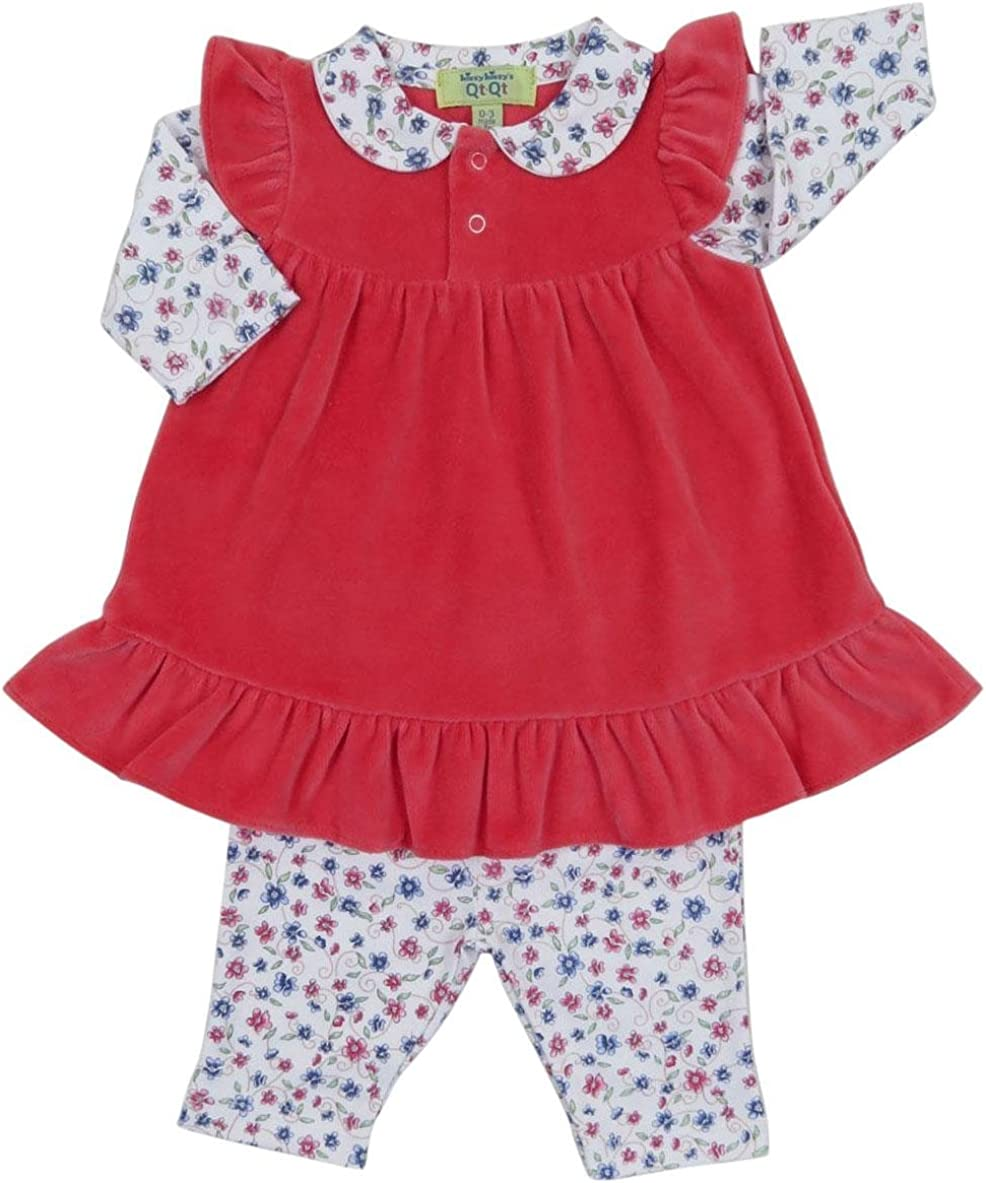 Kissy Kissy Baby-Girls Infant Sunday Outing Convertible Gown