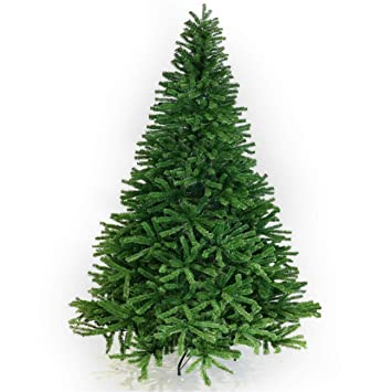 Image Unavailable. Image not available for. Color: BEAMNOVA Artificial  Christmas Tree Unlit ... - Amazon.com: BEAMNOVA Artificial Christmas Tree Unlit 7.5 Ft W/Stand