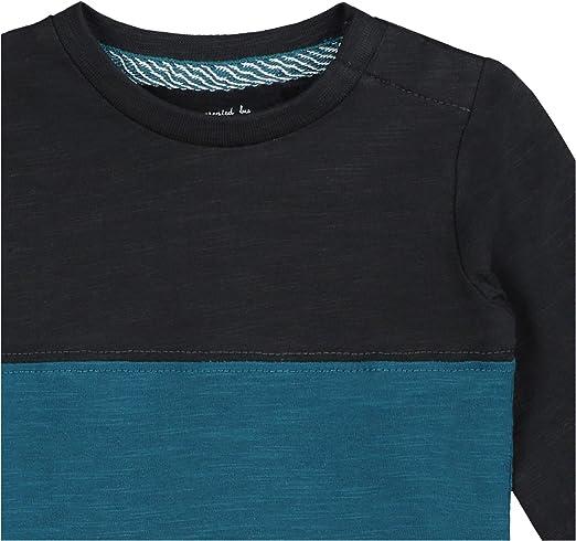 Pr/énatal Baby-Jungen Sweatshirt Blau