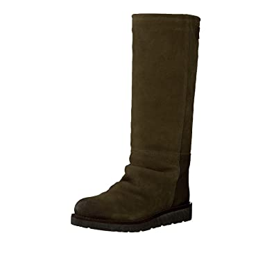 bae381138e2 Bronx Reno Suede Boot Elephant Womens Boots 7 uk  Amazon.co.uk ...