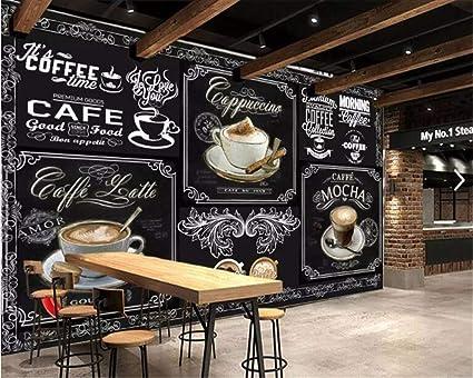Personalizado Retro pintado a mano Pizarra café catering ...