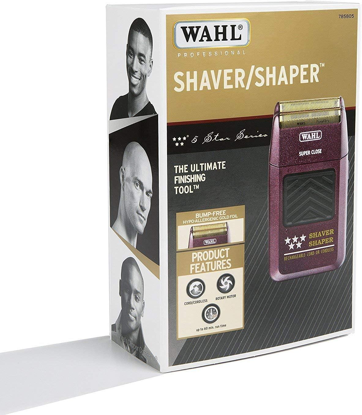 Wahl - Afeitadora profesional + base de carga: Amazon.es: Salud y ...