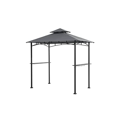 Sunjoy 110109409 Universal to L-GZ238PST-11C-NM- Replacement Canopy Set : Garden & Outdoor