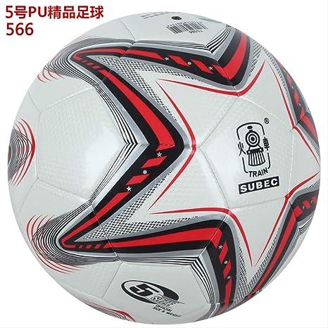 zuq - Balón de fútbol 5 4 Fútbol No.3 Primary School Niños Fútbol ...