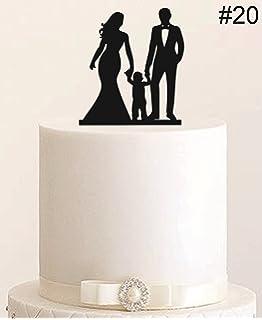 Rosenice Hochzeitstorte Topper Kuss Braut Und Brautigam Hand In Hand
