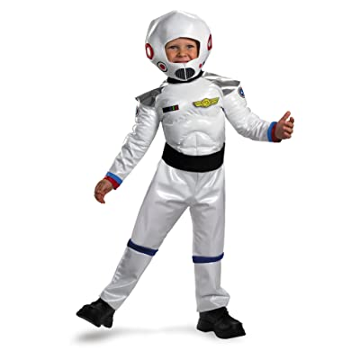 Blast Off Astronaut Boys Costume, 4-6: Industrial & Scientific