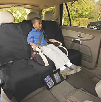 One step ahead car seat protector