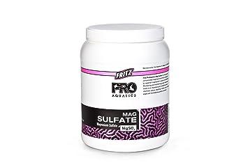 Fritz PRO - Magnesium sulfate Bulk Reef Chemical - 3lb