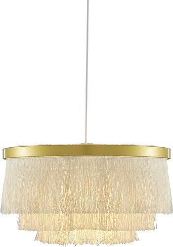 Saimmaa Romantic Tassel Pendant Lighting Chandeliers Creative Modern Ceiling Lights 3 Tier