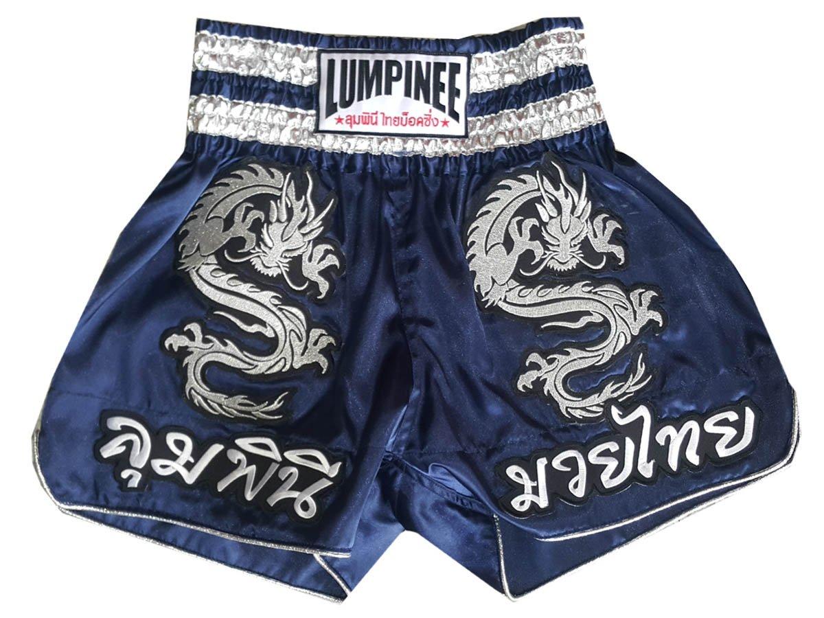 Lumpinee Muay Thai Kick Boxing Shorts : LUM-038