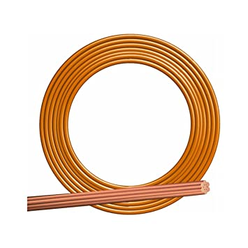 Southwire 10665803 315\' 6 Stranded Bare Copper Wire - Electrical ...