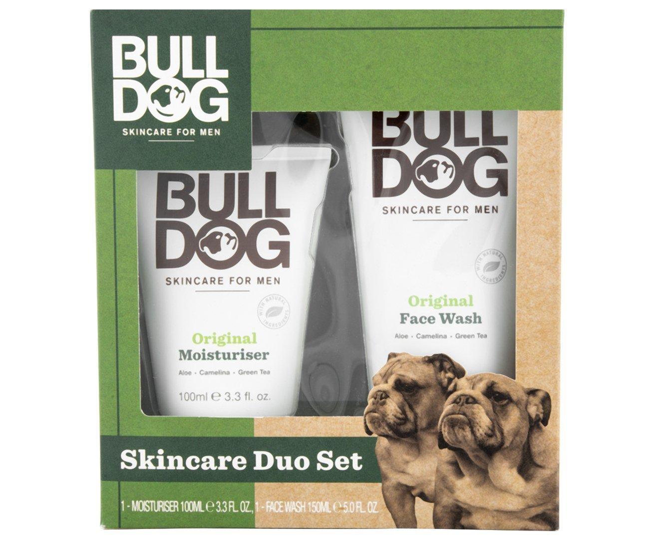 Bulldog Skincare Duo Set B075D9R35Q