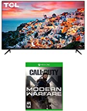 "$655 » TCL 65"" Class 5-Series TV - 65S525 & Call of Duty: Modern Warfare - Xbox One"