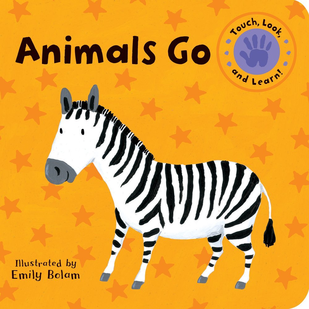 Download Animals Go (Touch, Look, and Learn!) PDF