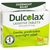 Dulcolax Laxative Tablets - 10 ct