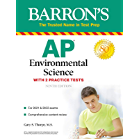 AP Environmental Science: With 2 Practice Tests (Barron's Test Prep)