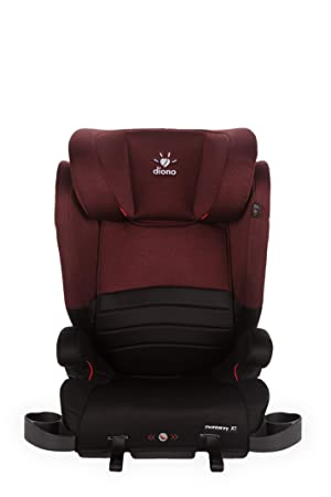 Stupendous Diono Monterey Xt Highback Booster Group 2 3 Fits Children 15 36 Kg And Up To 160Cm In Height Approx 4 12 Years Red Creativecarmelina Interior Chair Design Creativecarmelinacom