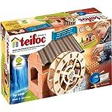 Teifoc - Tei4030 - Jeu De Construction - Moulin À Roue