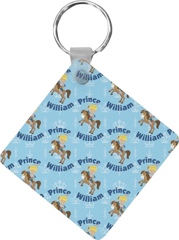 Custom Prince Diamond Key Chain (Personalized)