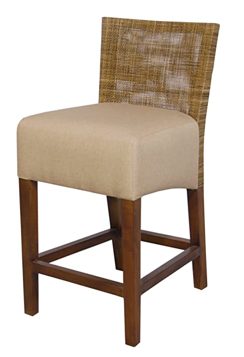 Jeffan International Karyn Counter Stool