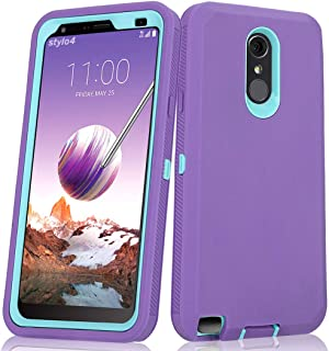 super popular bee7d f9146 Amazon.com: OtterBox Commuter Series Case for LG Stylo 4 - Retail ...
