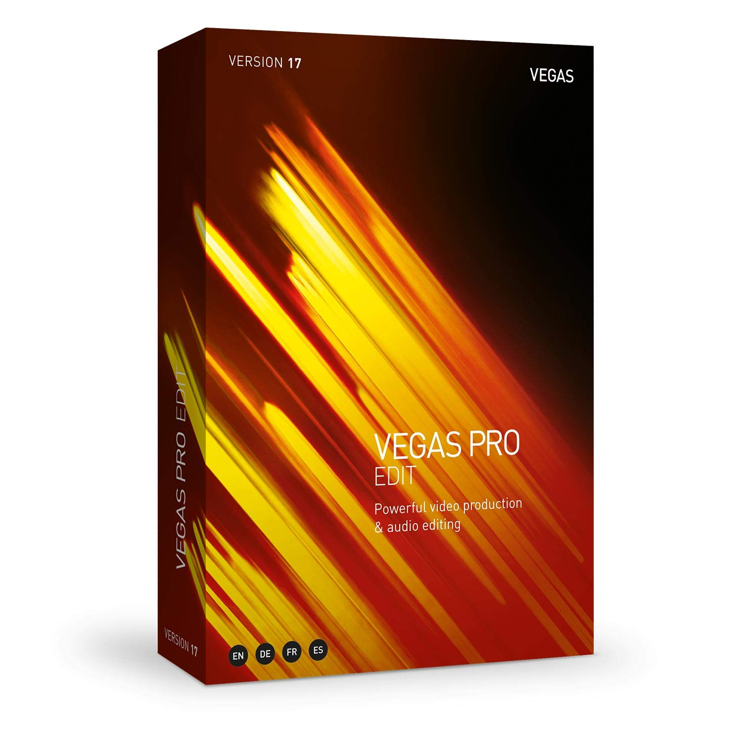 VEGAS Pro 17 Edit - Professional Video and Audio Editing by Vegas