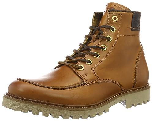 camel active Roots 12, Botines para Hombre, Marrón (Scotch 01), 42.5 EU: Amazon.es: Zapatos y complementos