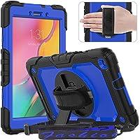 Timecity - Funda protectora para Galaxy Tab A de 8 pulgadas (solo compatible con SM-T290/T295 lanzada en 2019…
