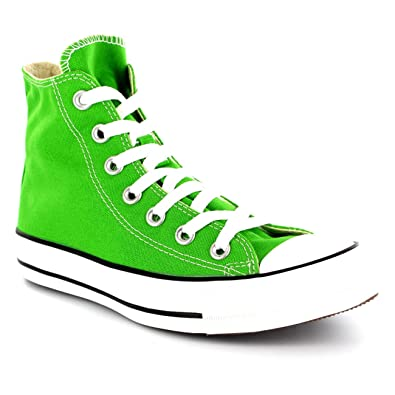 Image Unavailable. Image not available for. Color  Womens Converse All Star  Hi Chuck Taylor High Top Lace Up Boot Sneakers - Jungle Green bc288026d