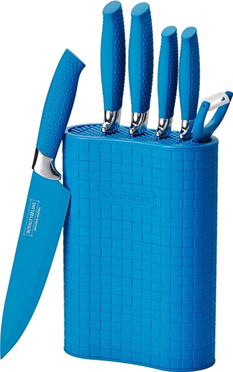 Compra Royalty Line RL-6MST 5 piezas Juego de cuchillos + ...