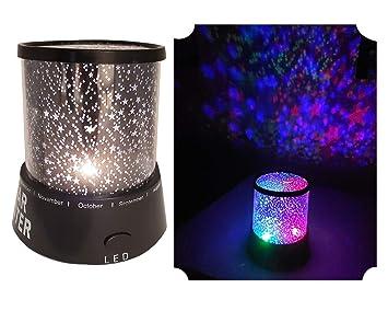 Amazon.com: Proyector de estrella para habitación de los ...