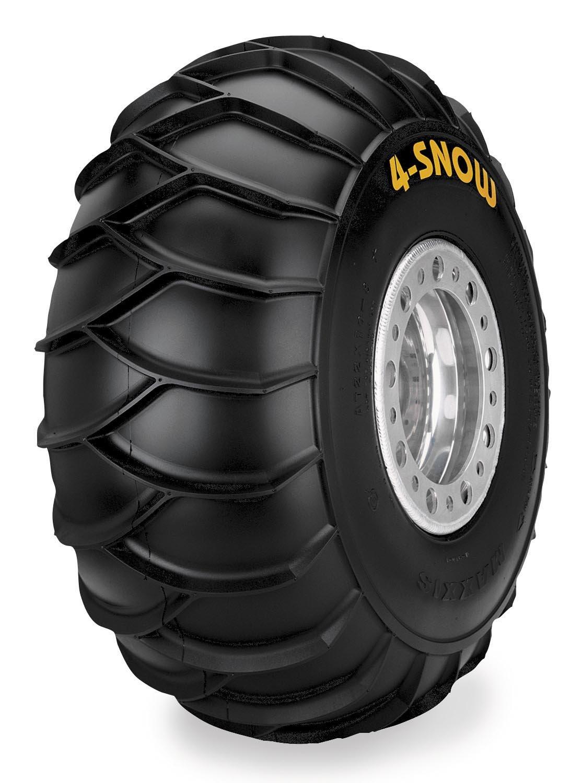 Maxxis M910 4-Snow Sport/Snow ATV Tire 22X10-8