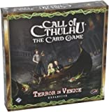 Call of Cthulhu LCG: Terror in Venice Expansion