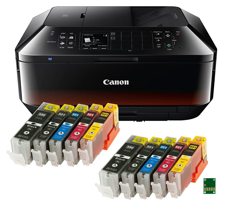 Bundle - Canon PIXMA MX925 MX 925 - Usado Dispositivo técnico ...