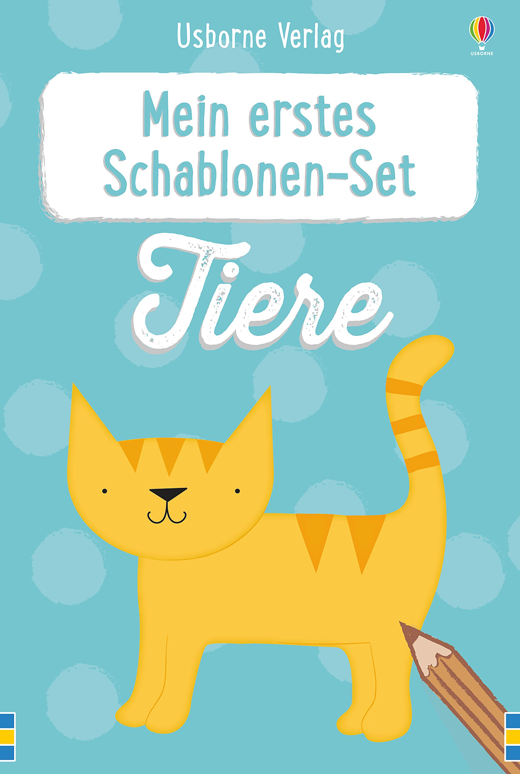 Mein erstes Schablonen-Set: Tiere: Amazon.de: Vicky Arrowsmith: Bücher
