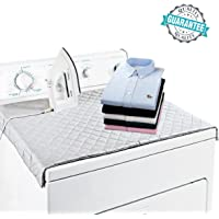 Double Strength Magnetic Pull Force Above Edge Magnetic Ironing Mat 33 1//2 x 19