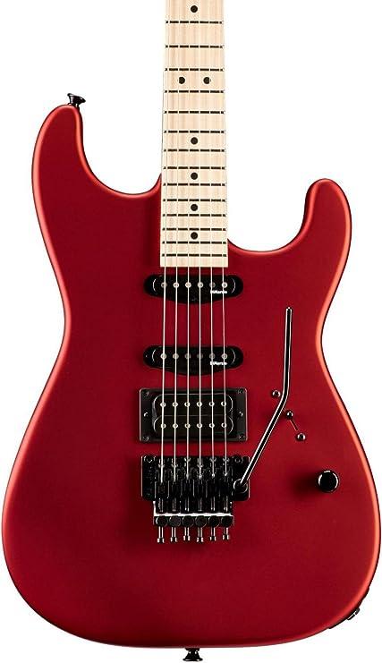 charvel EE. UU. Seleccione San Dimas HSS fr arce diapasón guitarra ...