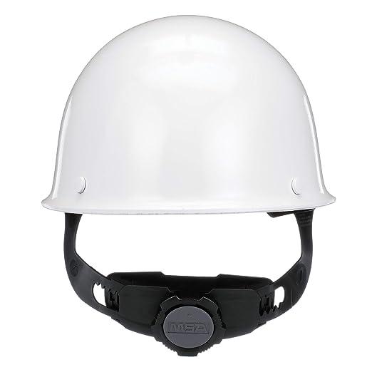 MSA Skullgard - Sujetador para sombrero, Cap, Standard, blanco, 1: Amazon.es: Industria, empresas y ciencia