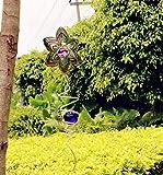 Ymeibe Wind Spinner Stabilizer Gazing Ball
