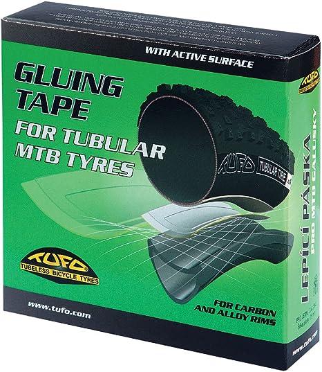 Tufo Montaña Extreme Tubular-Cinta Adhesiva 66.04 cm 25 mm Doble Cara Adhesiva (para Bicicleta): Amazon.es: Deportes y aire libre