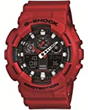 CASIO Watch G - SHOCK G - Shock GA - 100B - 4 AJF Men 's