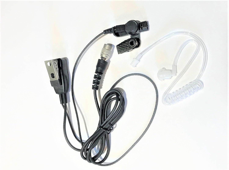 2-wire Headset Earphone For Motorola XTS2250 XTS2500 MT2000 Handheld